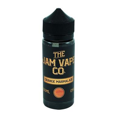Orange Marmalade E Liquid 100ml (120ml with 2 x 10ml nicotine shots to make 3mg)Shortfill By Jam Vape Co