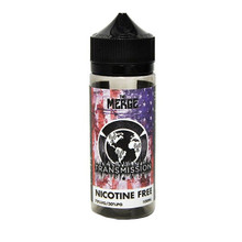 Transmission E Liquid 100ml (120ml with 2 x 10ml nicotine shots to make 3mg) Shortfill By The Merge