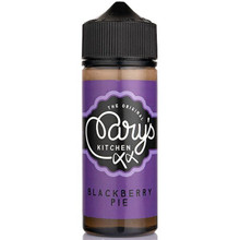 Blackberry Pie E Liquid 100ml Shortfill By Mary's Kitchen