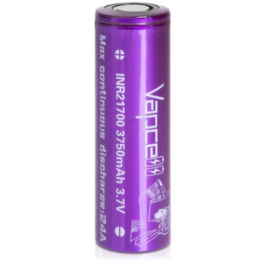 Vapcell 21700 3750mAh 24A Battery