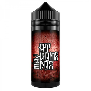 Maj E Liquid 100ml by At Home Doe (Zero Nicotine & Free Nic Shots to make 120ml/3mg)