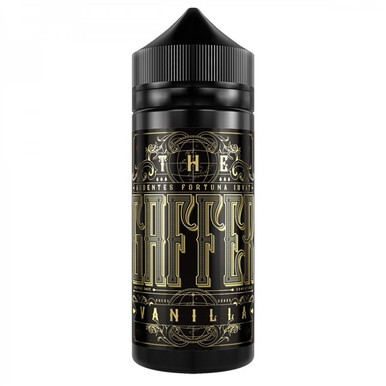 Vanilla Custard E Liquid 100ml by The Gaffer (Zero Nicotine & Free Nic Shots to make 120ml/3mg)