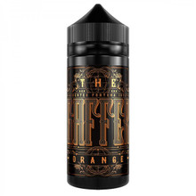 Orange Custard E Liquid 100ml by The Gaffer (Zero Nicotine & Free Nic Shots to make 120ml/3mg)