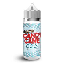Candy Cane Bubblegum E Liquid 100ml by Dr Frost (Zero Nicotine & Free Nic Shots to make 120ml/3mg)