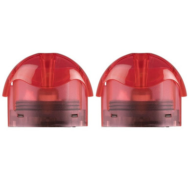 2 Pack Replacement Perkey LOV Pod Cartridges Red
