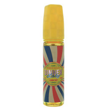 Lemon Tart E Liquid 50ml (60ml with 1 x 10ml nicotine shots to make 3mg) Shortfill by Dinner Lady
