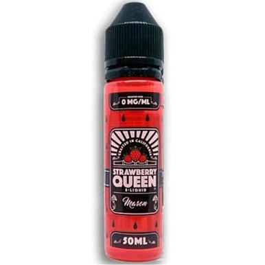 Mason E Liquid 50ml Shortfill by Strawberry Queen