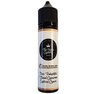 Cinnamon The Kings Custard E Liquid 50ml by TAOV