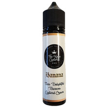 Banana The Kings Custard E Liquid 50ml by TAOV