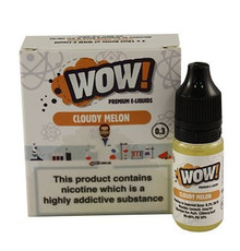 Cloudy Melon VG E Liquid 3 x 10ml By Wow E Liquids