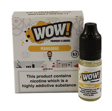 Mangabae High VG E Liquid 3 x 10ml By Wow E Liquids