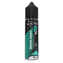 Superstar Vapes Mental Astaire Premium High VG (70/30) E Liquid 50ml
