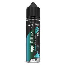 Superstar Vapes Apple Trillionz Premium High VG (70/30) E Liquid 50ml