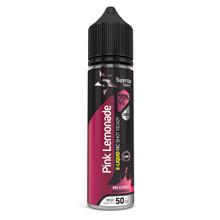 Superstar Vapes Pink Lemonade Premium High VG (70/30) E Liquid 50ml