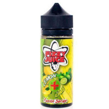 Fizzy Lemon Lime 100ml Shortfill (120ml with 2 x 10ml nicotine shots to make 3mg) by Mohawk & Co E Liquids Only £17.99 (FREE NICOTINE SHOTS)