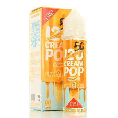 50 Cream Pop 50ml By Mad Hatter Juice