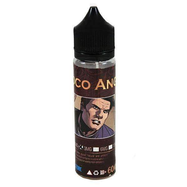 Choco Angel E Liquid 50ml (60ml with 1 x 10ml nicotine shots to make 3mg) Shortfill by IBW Collection