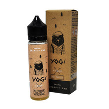 Original Granola Bar E Liquid 50ml (60ml with 1 x 10ml nicotine shots to make 3mg) Shortfill by Yogi
