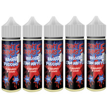 10 x 50ml Point Five Ohms High VG E Liquids