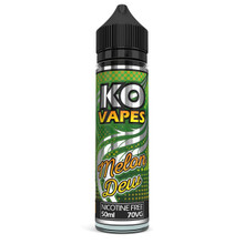 Melon-Dew E Liquid 50ml by KO Vapes (Includes Free Nicotine Shot)