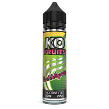 Bubblegum E Liquid 50ml by KO Vapes (Includes Free Nicotine Shot)