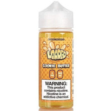 Loaded Cookie Butter E Liquid 100ml By Ruthless Vapor