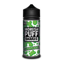 Shamrock Shakes E Liquid (Zero Nicotine & Free Nic Shots to make 120ml/3mg) by Moreish Puff