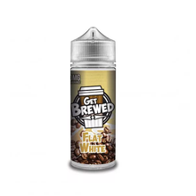 Flat White E Liquid (Zero Nicotine & Free Nic Shots to make 120ml/3mg) by Get Brewed