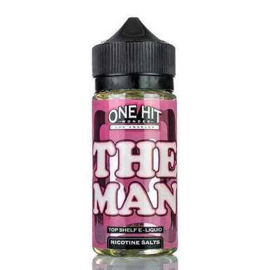 The Man E Liquid 100ml by One Hit Wonder