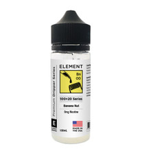 Element Banana Nut 100ml E Liquid
