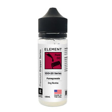 Element Pomegranate 100ml E Liquid