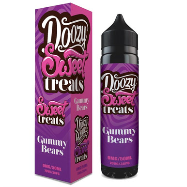 Gummy Bears E Liquid 50ml by Doozy Vape Co
