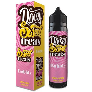 Bubbly E Liquid 50ml by Doozy Vape Co