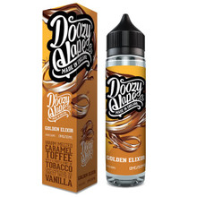 Golden Elixir E Liquid 50ml by Doozy Vape Co