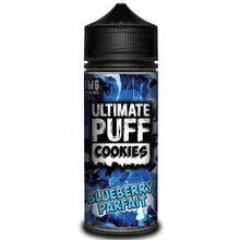 Blueberry Parfait Cookies E Liquid 100ml by Ultimate Puff