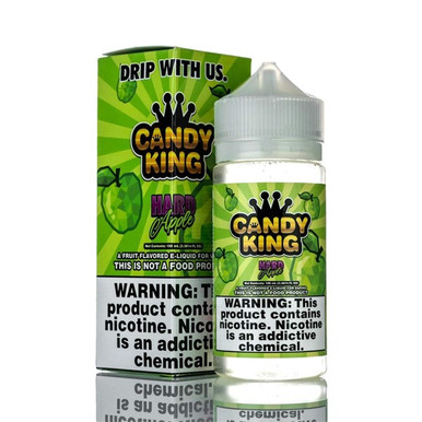 Hard Apple E Liquid 100ml by Candy King