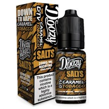 Doozy Nic Salts - Caramel Tobacco - 20mg - 10ml