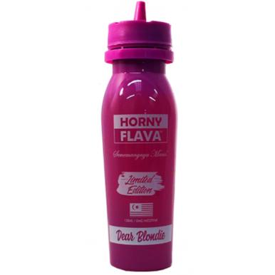 Dear Blondie E Liquid (120ml Shortfill with 2 x 10ml nicotine shots to make 3mg) by Horny Flava Only £16.99 (Zero Nicotine)