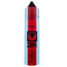Raspberry Cola E Liquid 50ml by Zap! Only £11.99 (Zero Nicotine or with Free Nicotine Shot)