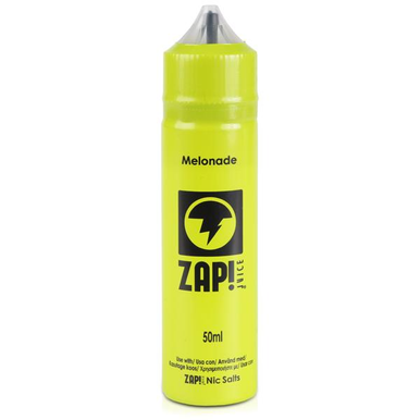 Melonade E Liquid 50ml by Zap! Only £11.99 (Zero Nicotine or with Free Nicotine Shot)