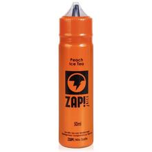 Peach Ice Tea E Liquid 50ml by Zap! Only £9.49 (Zero Nicotine or with Free Nicotine Shot)