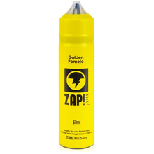 Golden Pomelo E Liquid 50ml by Zap! Only £11.99 (Zero Nicotine or with Free Nicotine Shot)