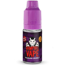 Rhubarb Crumble E Liquid 10ml By Vampire Vape