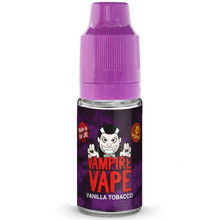 Vanilla Tobacco E Liquid 10ml By Vampire Vape