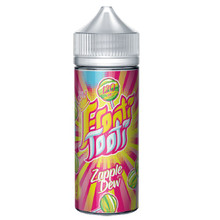 Zapple Dew E Liquid 100ml Shortfill (120ml with 2 x 10ml nicotine shots to make 3mg) by Frooti Tooti E Liquids Only £12.99 (FREE NICOTINE SHOTS)