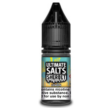 Lemon Sherbet - Ultimate Salts - 10ml Nic Salts