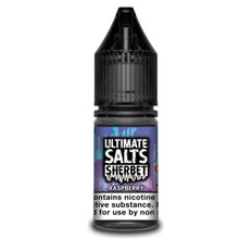Raspberry Sherbet - Ultimate Salts - 10ml Nic Salts