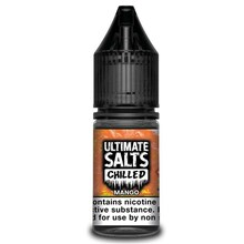 Mango Chilled - Ultimate Salts - 10ml Nic Salts
