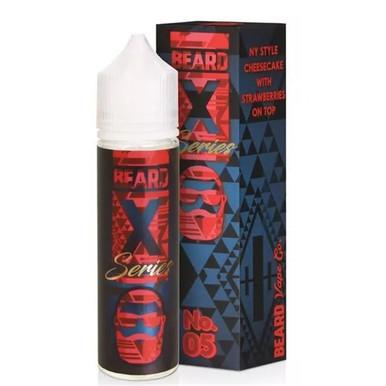 No.05 E-Liquid 50ml Shortfill 0mg (3mg With Use Of Free Nic Shot Provided) By Beard Vape Co.