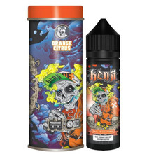 Orange Citrus E-Liquid 50ml Shortfill 0mg (3mg/60ml With Use Of Free Nic Shot Provided) By Kenji